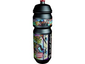 Riesel Design Fla:sche Bottle Stickerbomb