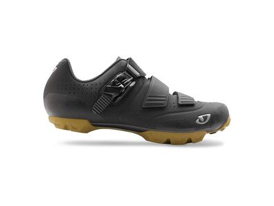 GIRO PRIVATEER R MTB SHOE 42 Black/Gum  click to zoom image