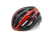 GIRO Giro Foray Men's Road Helmet S Red/Black:  click to zoom image
