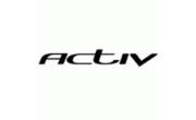 ACTIV by RALEIGH. logo