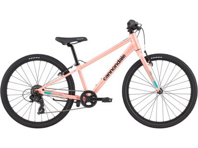 "CANNONDALE QUICK 24"" WHEEL GIRLS BIKE"