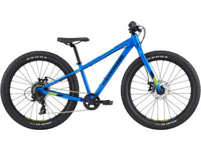 CANNONDALE CUJO 24+ MOUNTAIN BIKE