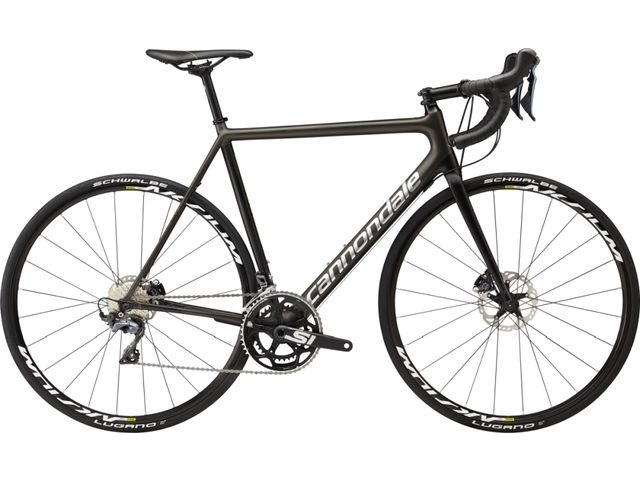 CANNONDALE SUPERSIX EVO ULTEGRA DISC 2019 click to zoom image
