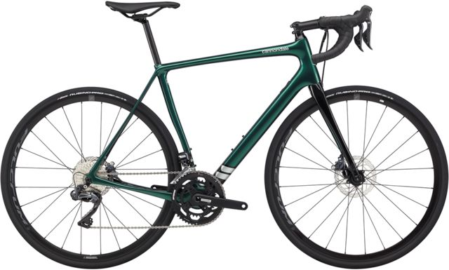 CANNONDALE SYNAPSE CARBON DISC ULTEGRA DI2 ROAD BIKE 2020 click to zoom image
