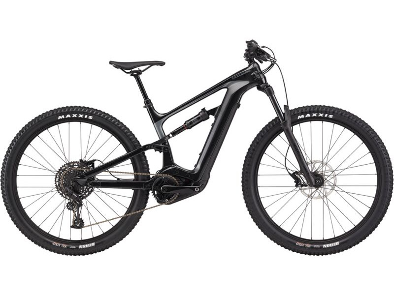 CANNONDALE HABIT NEO 4 E MOUNTAIN BIKE click to zoom image