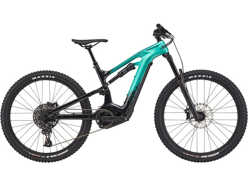CANNONDALE MOTERRA 3 ELECTRIC MTB click to zoom image