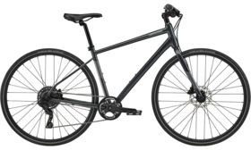 CANNONDALE QUICK 4 HYBRID BIKE