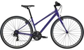 CANNONDALE QUICK 6 WOMEN'S HYBRID BIKE