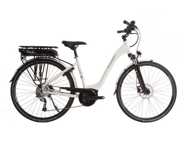 "RALEIGH MOTUS TOUR LOW STEP 26"" WHEEL ELECTRIC BIKE click to zoom image"