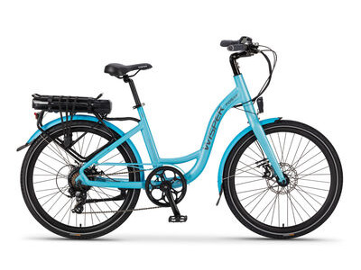 WISPER 705SE 375w e BIKE BLUE