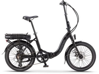 "WISPER 806SE 375w ELECTRIC BIKE 20"" Wheel Blue  click to zoom image"