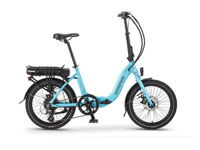 WISPER 806 375w ELECTRIC BIKE