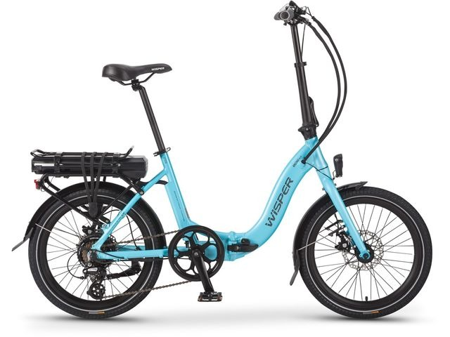 WISPER 806SE 375w ELECTRIC BIKE click to zoom image