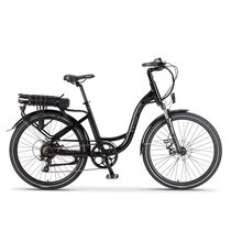 WISPER 705SE 375w e BIKE BLACK