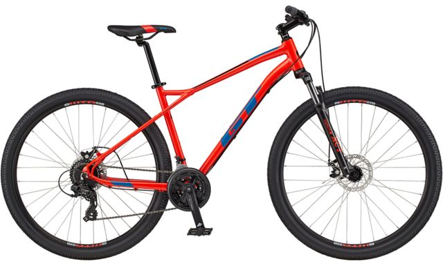 GT AGGRESSOR COMP MTB 2020 click to zoom image
