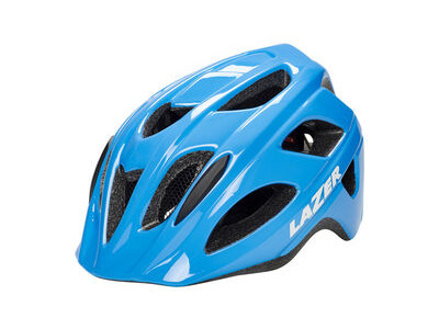 LAZER NUTZ YOUTH CYCLE HELMET  50-55 cm Blue  click to zoom image