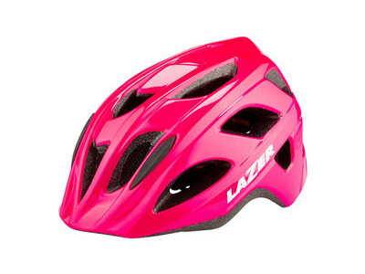 LAZER NUTZ YOUTH CYCLE HELMET  50-55 cm Pink  click to zoom image