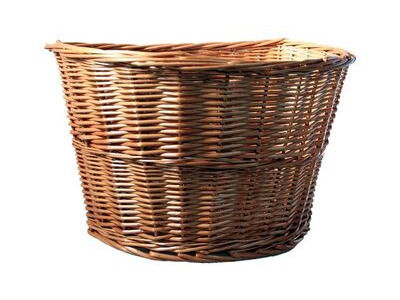 M PART WICKER QUICK RELEASE BASKET