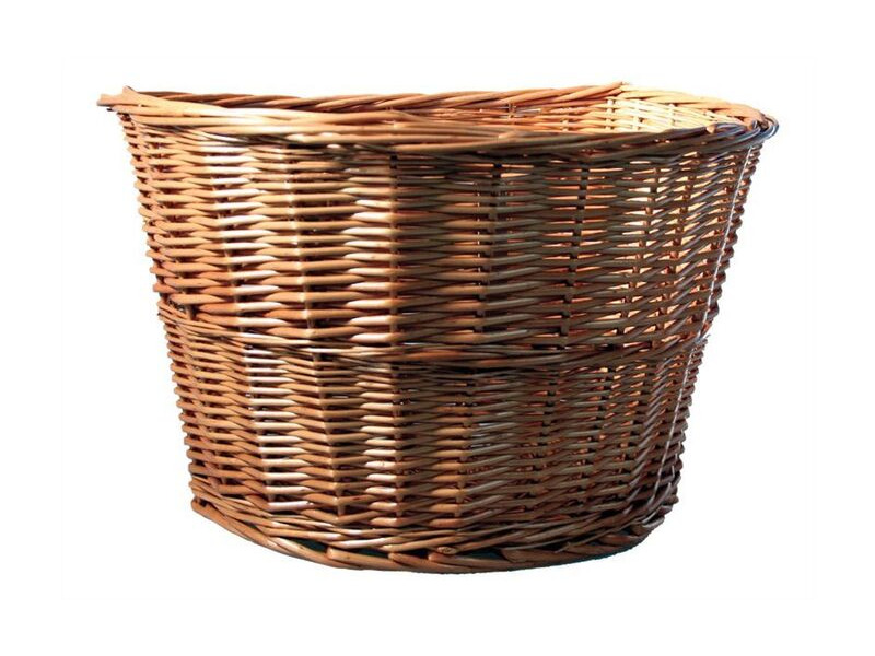M PART WICKER QUICK RELEASE BASKET click to zoom image