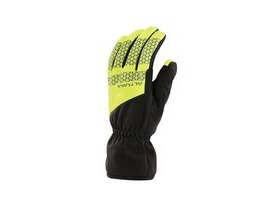 ALTURA Nightvision 4 Waterproof Glove : Hi-viz Yellow/black