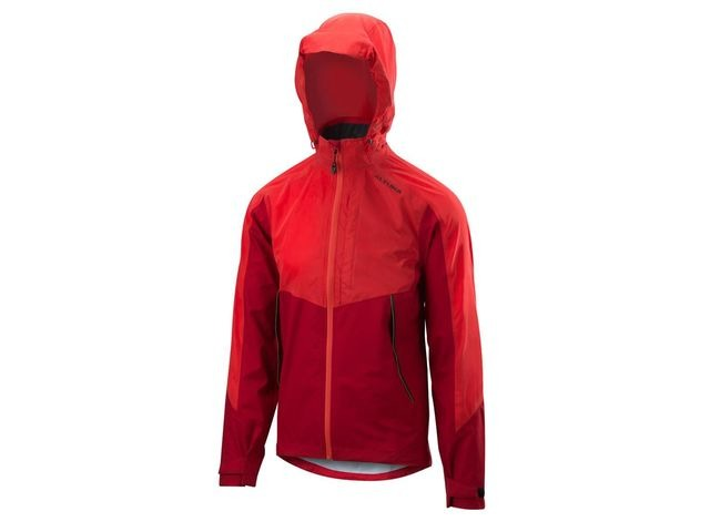ALTURA Nightvision Thunderstorm Jacket : Red/red Reflective click to zoom image