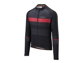 ALTURA Airstream Long Sleeve Jersey : Black/charcoal
