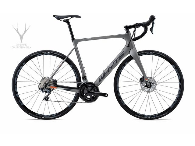WHYTE WESSEX ROAD BIKE click to zoom image