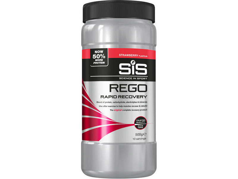 S.I.S REGO RAPID RECOVERY 500g click to zoom image