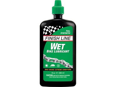 FINISH LINE 8 oz WET LUBE