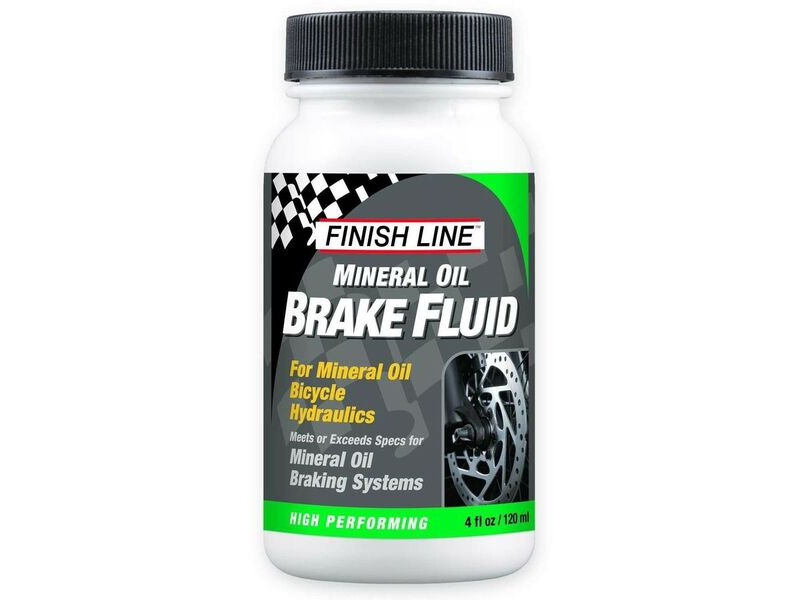 FINISH LINE MINERAL OIL BRAKE FLUID click to zoom image