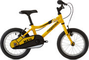 "RIDGEBACK MX14 BOYS BIKE 14"" Wheel Yellow  click to zoom image"