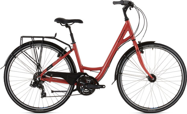 RIDGEBACK AVENIDA 21 TRADITIONAL HYBRID BIKE click to zoom image