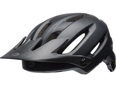 BELL 4FOURTY MTB HELMET Matte/Gloss Black 52-56cm  click to zoom image