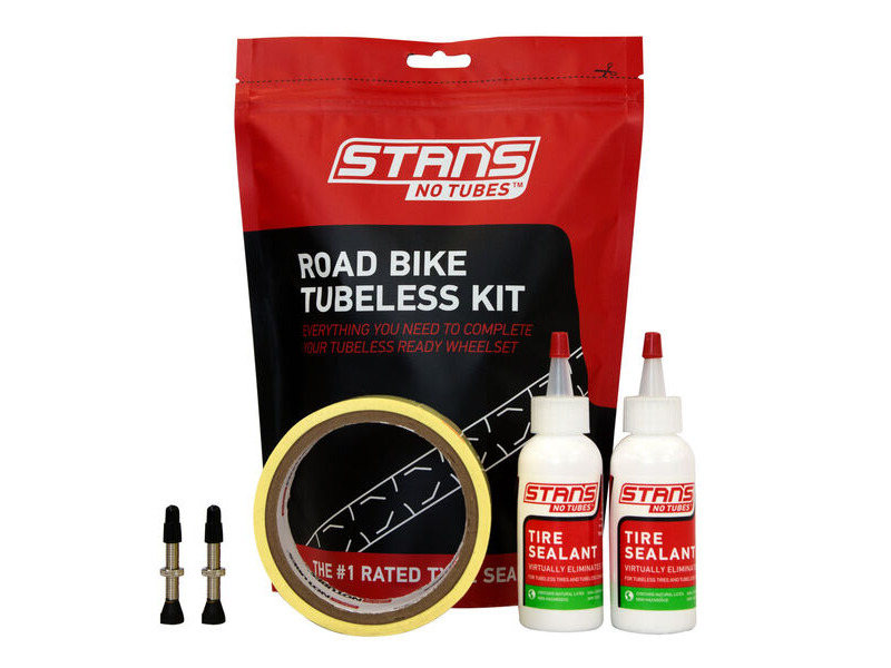 STANS NOTUBES ROAD BIKE TUBELESS KIT click to zoom image