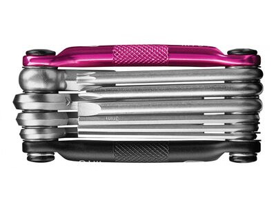 CRANK BROS M10 MULTITOOL  Black/Pink  click to zoom image