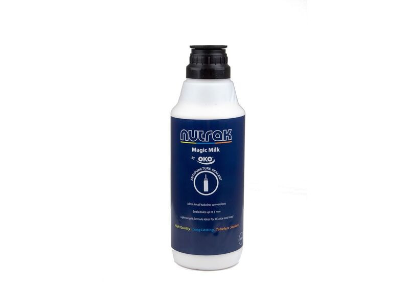 NUTRAK MAGIC MILK TUBLESS TYRE SEALANT 500ml click to zoom image