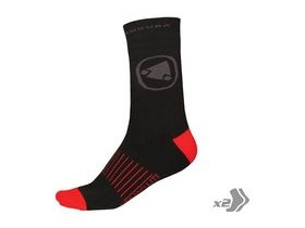 ENDURA THERMOLITE II SOCK 2 PACK