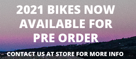 2021 BIKES AVAILABLE TO ORDER